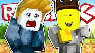 MINECRAFT SPEED RUN IN ROBLOX?! W/AshDubh!