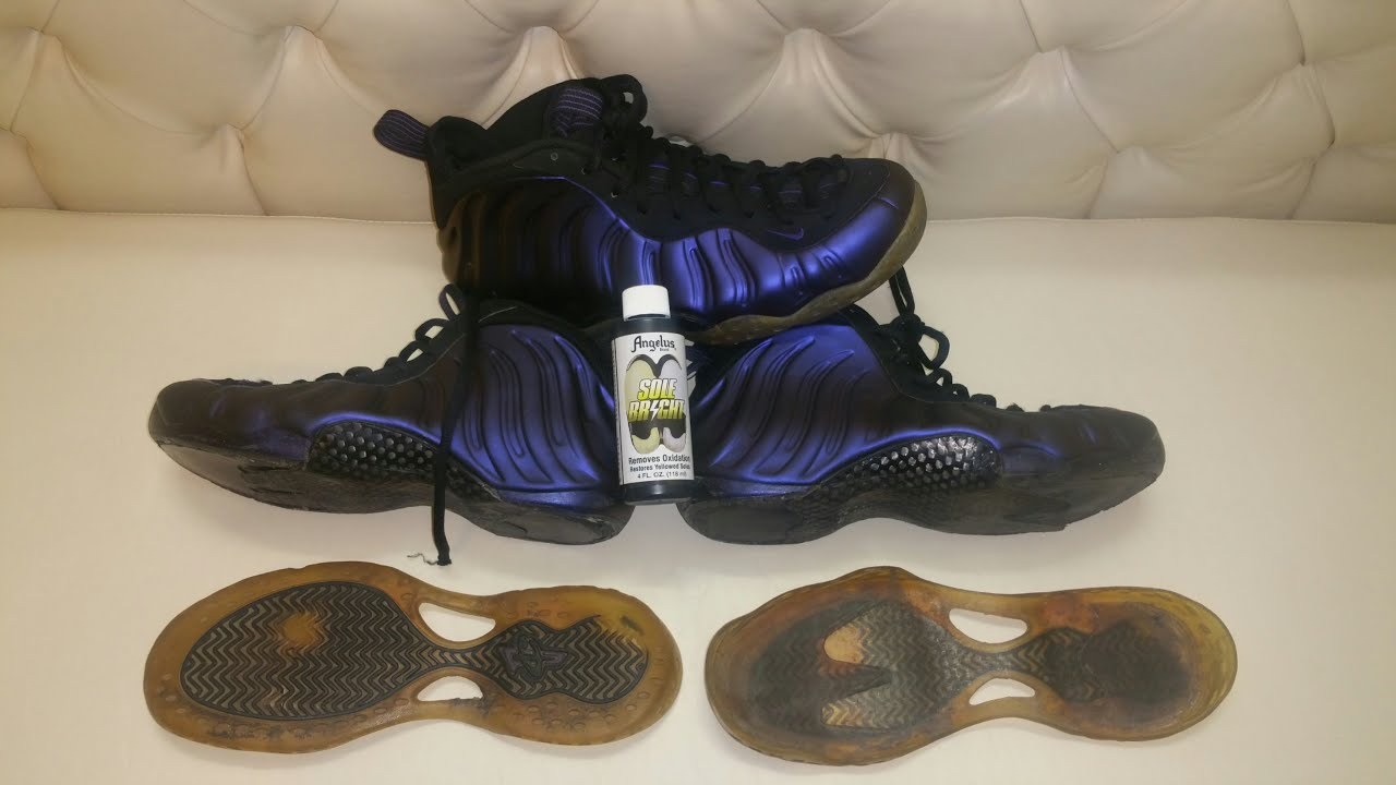 Foot LockerThe Nike Air Foamposite One University ...