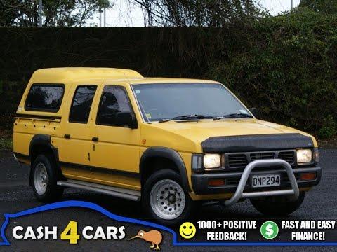 1997 Nissan Navara D/Cab Ute! Parts Car!!  ** $Cash4Cars$Cash4Cars$  ** SOLD **