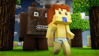 minecraft who s your daddy baby blows up the forest