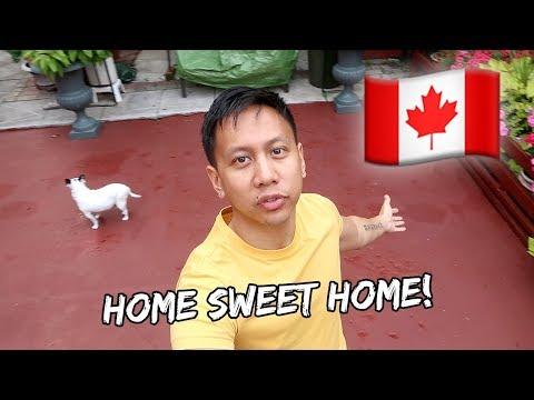 Coming Home to Canada | Vlog #619 thumbnail