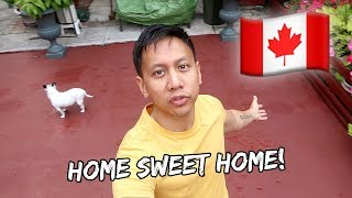 Coming Home to Canada | Vlog #619