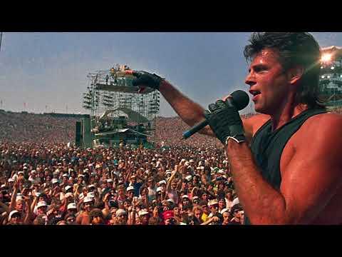 Live Aid Concert, 1985