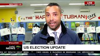 UPDATE: US midterm election so far - Sherwin Bryce-Pease