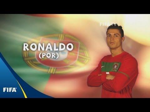 Cristiano Ronaldo  2010 FIFA World Cup