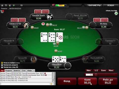 игра в покер на деньги проиграл