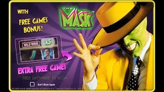 The Mask Slots Game Review