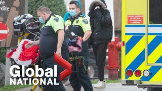 Global National: April 25, 2021 | Canada braces for more hospitalizations as COVID-19 cases surge