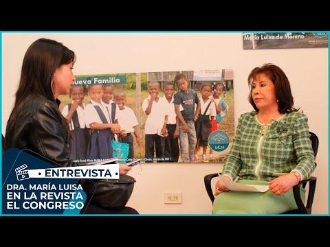 Entrevista a la Dra. María Luisa Piraquive