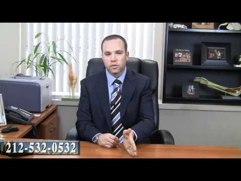 Slip and Fall & Trip and Fall Notice Requirements - NY Attorney Sean Coonerty