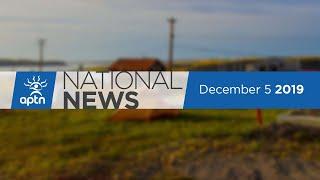 APTN National News December 5, 2019 – Parliament kicks off, Program to help teen mothers