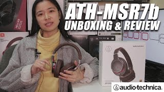 The Audio-Technica MSR7b review: A Triumphant and Balanced Return