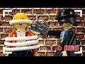 PLAYMOBIL Polizei 🚗 Gangster lässt grüßen 🚗 Pandido TV