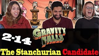 Gravity Falls - 2x14 The Stanchurian Candidate - Group Reaction