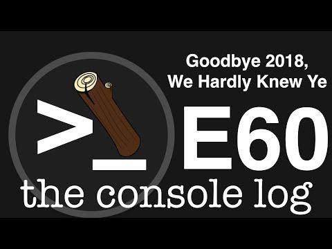 Goodbye 2018, We Hardly Knew Ye