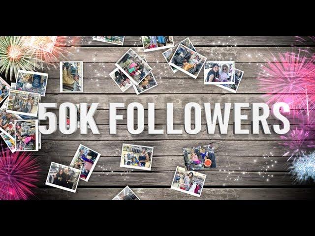 Thrift Giant 50K Facebook Followers!