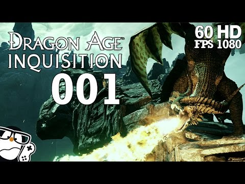 Dragon Age: Inquisition #001 - Emo Schurke auf Reisen | Dragon Age 3 | German | Let's Play
