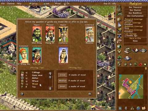Let's Play Emperor: Rise of the Middle Kingdom - 59