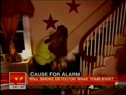NBC TODAY Show: Children and Smoke Alarms, Feb. 26, 2008