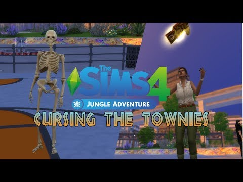 The Sims 4/Jungle Adventures/Cursing The Townies/Ep.7 |