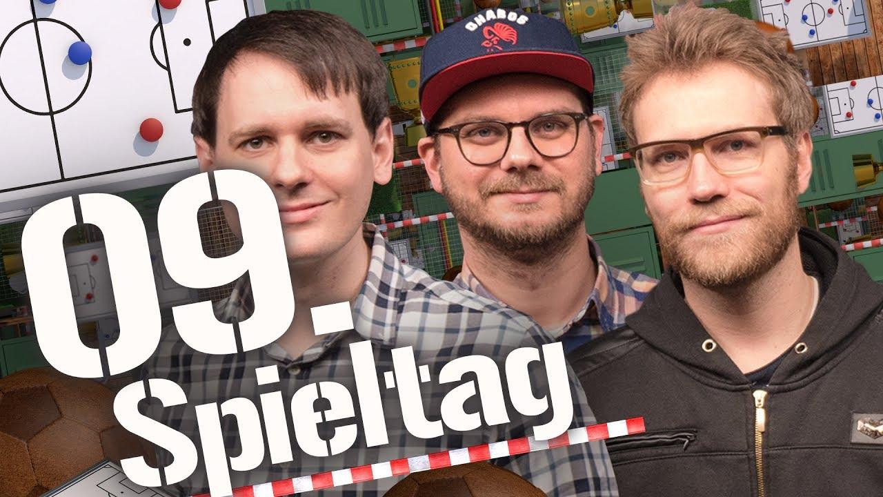 FuГџball Bundesliga 9 Spieltag