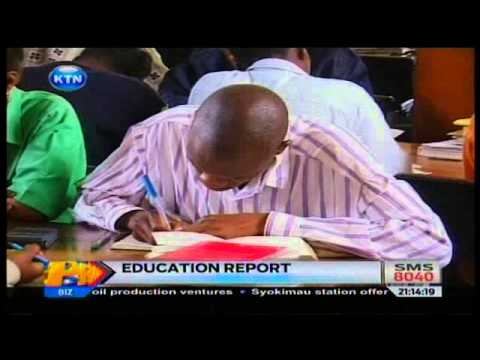 News :  UN releases report on Kenya education system