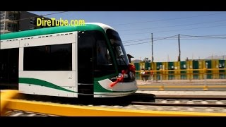 DireTube Exclusive - Addis Ababa City Light Train Test Ride - Feb 1, 2015
