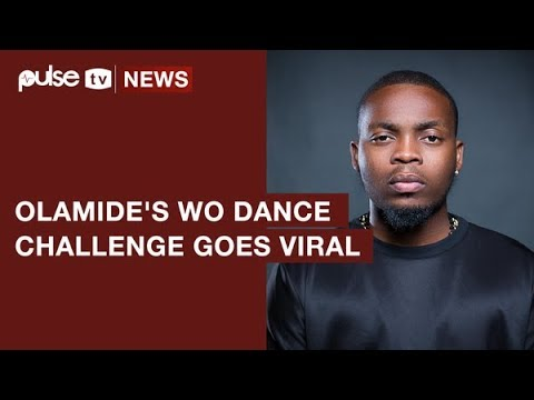 Olamide Pushes 'Wo' With 1million Naira Dance Challenge and It's Working | Pulse TV News