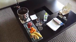 Hilton Tokyo Shinjuku, Review of a Tower Suite