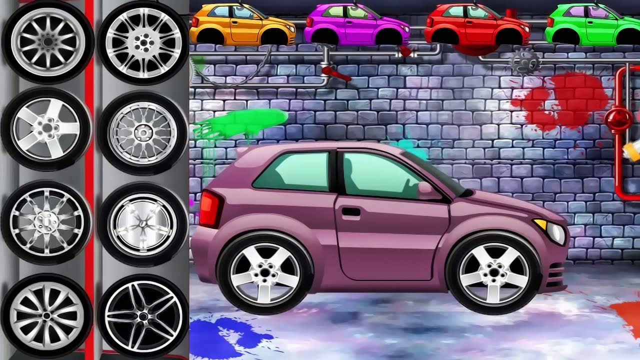 Car Factory Dream - Best Android Game