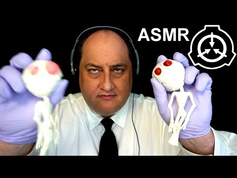 Enter SCP Foundation The Water Heads (ASMR)