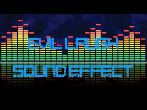 [Free Sounds] Evil Laugh Sound Effect