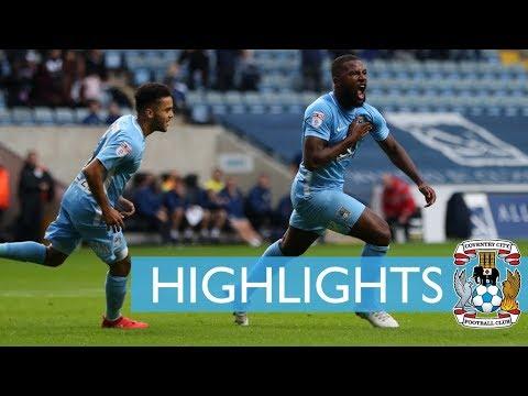 Highlights | Coventry 1-3 Blackburn