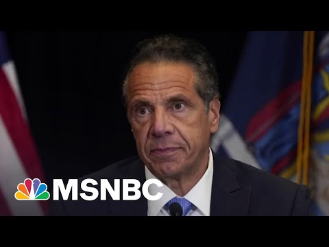 NY State Dem On Cuomo's Resignation: 'New York Is Finally Closing A Very Dark Chapter'