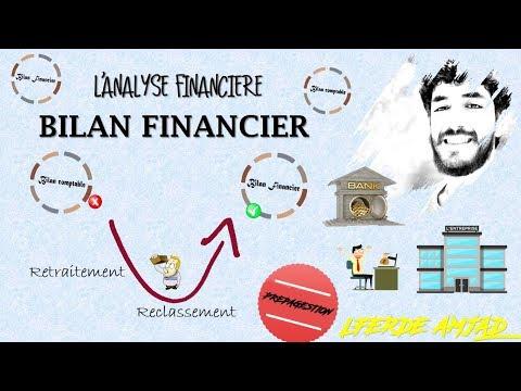 L'analyse financière : bilan financier darija