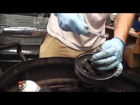 2007 Gmc Envoy >> Trailblazer power steering pump replacement - YouTube