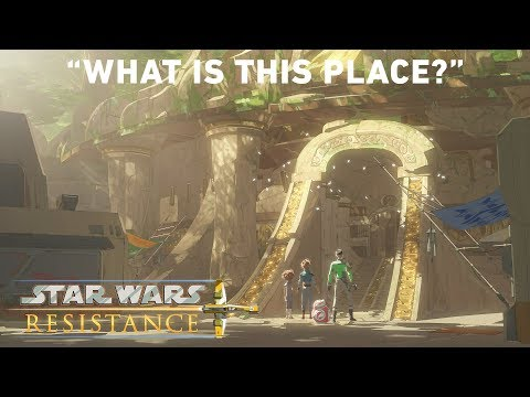 """The Relic Raiders"" Preview 