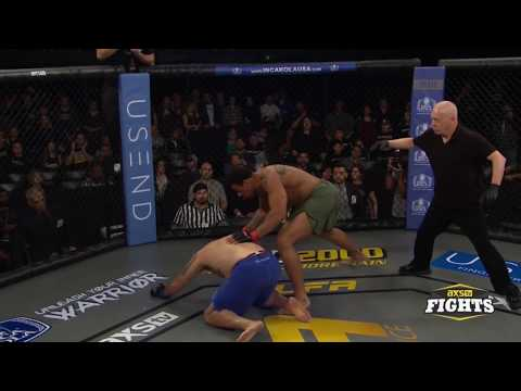 Greg Hardy Scores a 14 Second Knockout at LFA 33