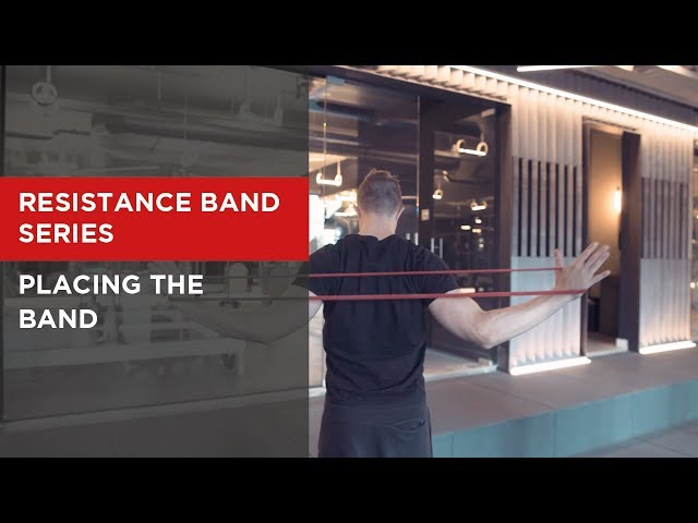 SERIES: Placing the band