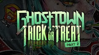 """""""Trick or Treat Part 2"""" by Ghost Town Speed Painting Cover Art"""