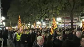1.600 Manifestantes En Tarragona Para Pedir Más Seguridad De La Petroquímica (1)