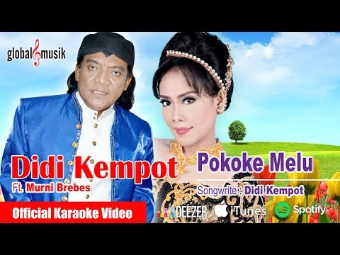 Didi Kempot & Murni Brebes - Pokoke Melu (Official Karaoke Video)