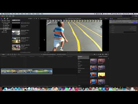 how to export final cut pro 2016
