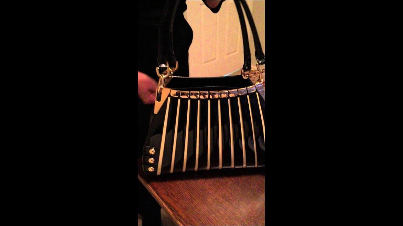 Review Serenade Leather Handbags Botaniconica