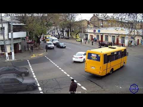 Как же не выпасть на ходу из автобуса!? ул. Степовая / ул. Мельницкая