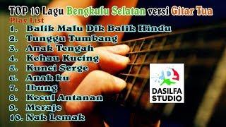 Gambar cover Top 10 Lagu Bengkulu Selatan Versi Gitar Tunggal