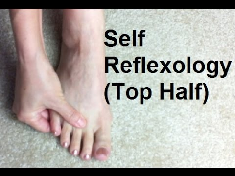 Self Reflexology