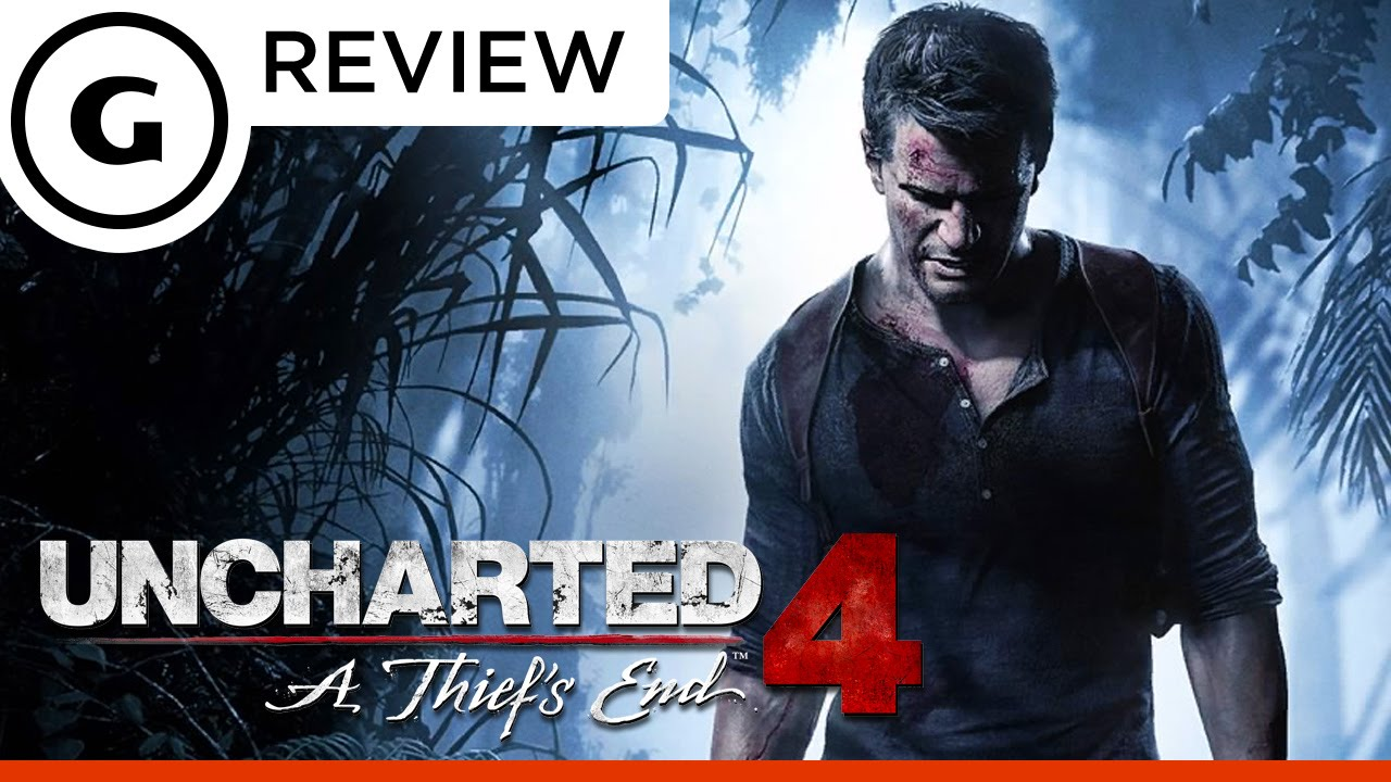 Uncharted 4: A Thief's End - Review - YouTube