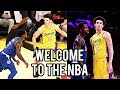 "NBA ""Welcome to the NBA"" Moments"