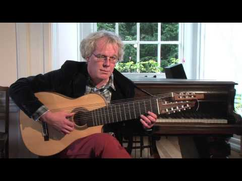 S.L.Weiss, Chaconne/Ciaconna Gm - Mark Anthony McGrath, 13-string guitar
